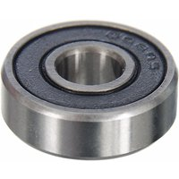 Brand-X Sealed Bearing - 608 2RS Bearing Silver One Size   Hub Spares