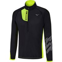 Mizuno Static BT Windtop Long Sleeve Running Tops