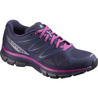 Salomon Womens Sonic Nocturne Offroad Running Shoes