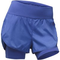 The North Face Womens Terra Metro 2in1 Short Running Shorts
