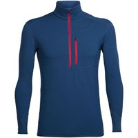 Icebreaker Descender Long Sleeve Half Zip   Midweight Fleeces