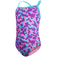 TYR Girl's Hide and Seek Diamondfit Swimsuit   Children's Swimwear