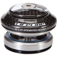 LifeLine 1-1/8 - 1-1/8 Integrated Headset - Carbon Cap Headsets