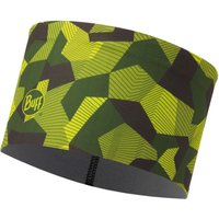 Buff Tech Fleece Headband - Block Camo Casual Headwear