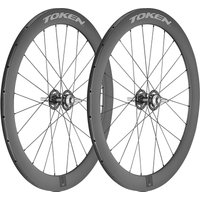 Token T55TK Carbon Track Wheelset Performance Wheels