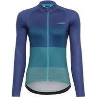 dhb Classic Womens Thermal Long Sleeve Jersey - Fade Long Sleeve Cycling Jerseys