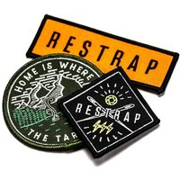 Restrap Patches Stickers