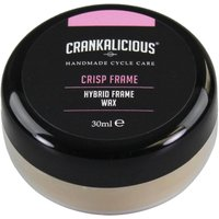 Crankalicious Crisp Frame 30ml Hybrid Frame Wax One Size Cleaning Products