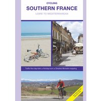 Cordee Cycling Southern France   Books & Maps
