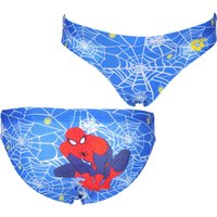 Arena Boys Marvel Spiderman Kids Briefs Childrens Swimwear