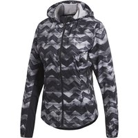 Adidas Womens Adizero Track Jacket Running Windproof Jackets
