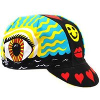 Cinelli Eye of the Storm Cotton Cap Cycle Headwear