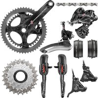 Campagnolo Super Record 11 Speed Hydraulic Disc Groupset Groupsets & Build-kits