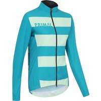 Primal Womens Horizon Blue Wind Jacket Cycling Windproof Jackets
