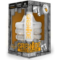 Grenade Thermo Detonator Stim Free (80 capsules) Vitamins and Supplements