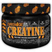 Grenade Creatine (250g) Vitamins and Supplements