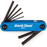 Park Tool Fold-up Hex Wrench Set AWS-10   Multi Tools
