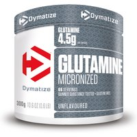 Dymatize Glutamine Micronized (300g) Vitamins and Supplements