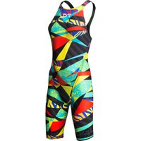TYR Womens Avictor Prelude Open Back Race Suit Adult Swimwear