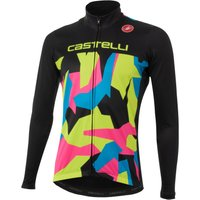 Castelli Exclusive Urban Camo Jersey Long Sleeve Cycling Jerseys