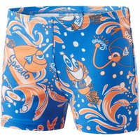 Speedo Boy's Solarpop Essential Allover Aquashort   Children's Swimwear