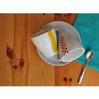 Cycling Souvenirs Grand Tour Cappuccino Set (Set of 4) Gift Items
