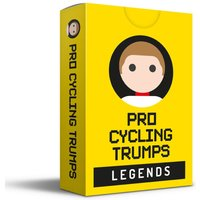 Pro Cycling Trumps Legends   Gift Items