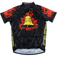 Primal AC/DC Hells Bells Jersey Short Sleeve Cycling Jerseys