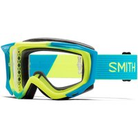 Smith Fuel V.2 Acid Split Clear   Cycle Goggles
