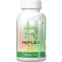 Reflex Krill Oil (90 Capsules)   Vitamins and Supplements