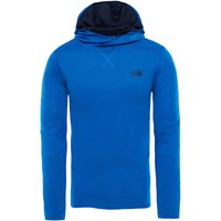 The North Face Reactor Hoodie Long Sleeve Running Tops