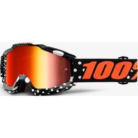 100% ACCURI Gaspard - Mirror Red Lens Performance Sunglasses