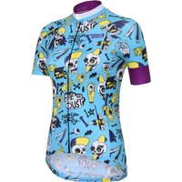 Stolen Goat Women's Gnarly Short Sleeve Jersey   Short Sleeve Cycling Jerseys