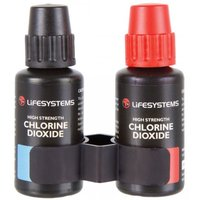 Lifesystems Chlorine Dioxide Droplets (2 x 30ml) Transparent O Internal