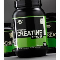 Optimum Nutrition Creatine (317g)   Creatine Tablets