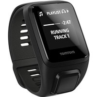 TomTom Spark 3 Cardio + Music GPS Fitness Watch   Sports Watches