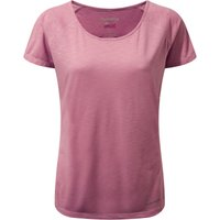 Craghoppers Womens NosiLife Harbour Short Sleeved Top T-shirts