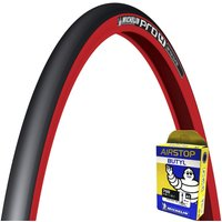 Michelin Pro 4 Service Course Red 23c Tyre & Free Tube