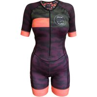 Zoot Womens LTD Tri Aero Short Sleeve Race Suit   Tri Suits