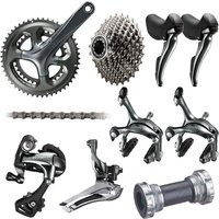 Shimano Tiagra 4700 10 Speed Groupset Groupsets & Build-kits