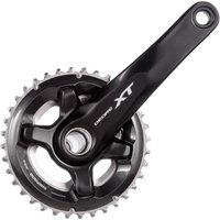 Shimano XT M8000 Boost Double 11 Speed Chainset Chainsets