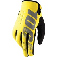 100% Brisker Cold Weather Youth Glove Gloves