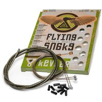 Transfil Flying Snake Brake Cable Set Brake Cables