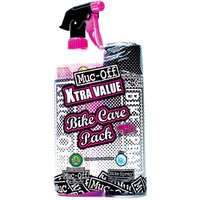 Muc-Off Duo Pack Xtra Value Bike Care Pack Bike Cleaner
