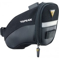Topeak Aero Wedge (Clip On) Small Saddle Bag Saddle Bags