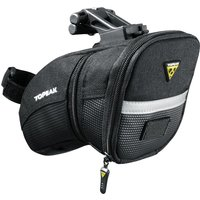 Topeak Aero Wedge (Clip On) Medium Saddle Bag Saddle Bags