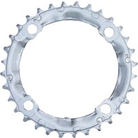 Shimano 104 PCD Deore M510 4 Arm Middle Chainring Chainrings
