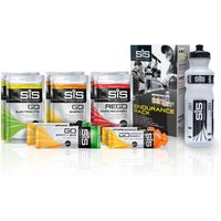 Science in Sport Endurance Pack Energy & Recovery Food
