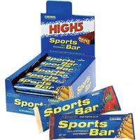 High5 Sports Bars - 25 x 55g Energy & Recovery Food