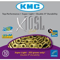 KMC X10-SL Gold 10 Speed Chain Chains